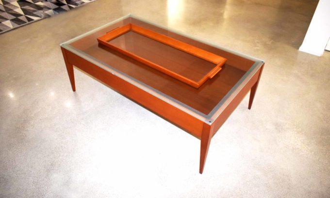 tavolino feg ciliegio scuro