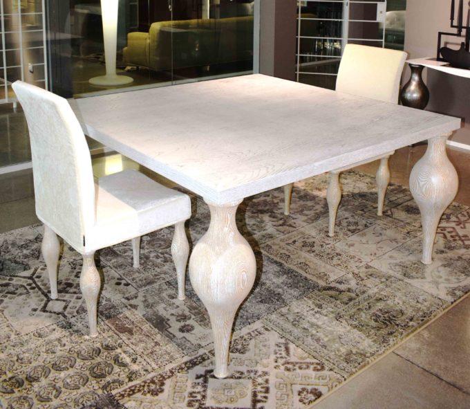 tavolo alabama sedie grace ego con sedie