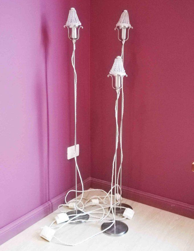 lampada nichel