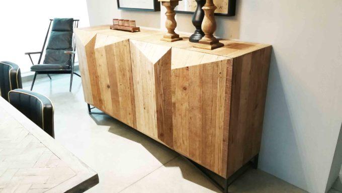 Credenza legno Dialma Brown