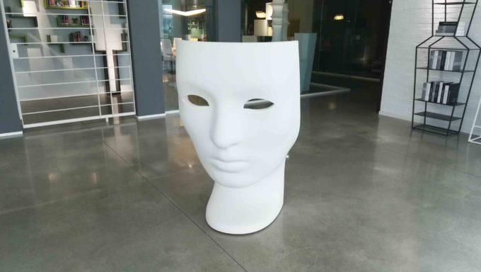 Maschera Driade