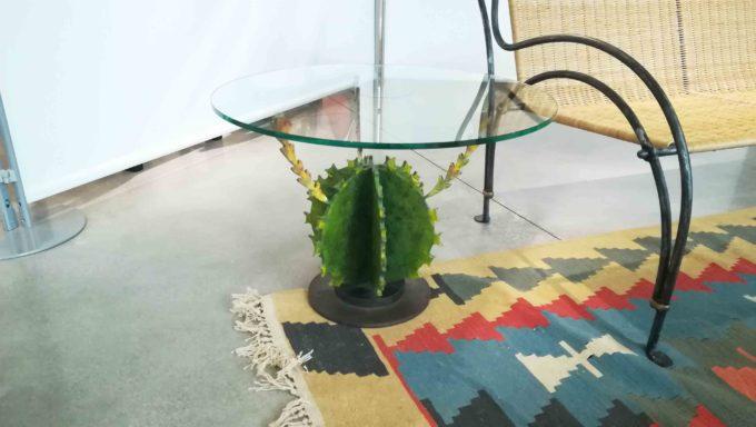 Tavolinetto con base cactus