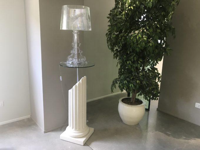 Base porta lampada