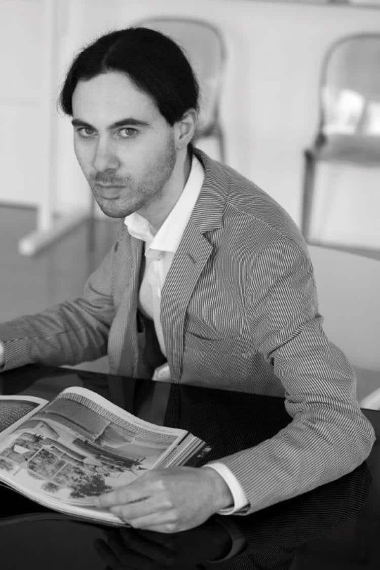 Marcello Battista Exhibition curator - D'Amico Arreda