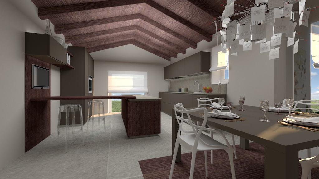Progettazione interior design - D'Amico Arreda