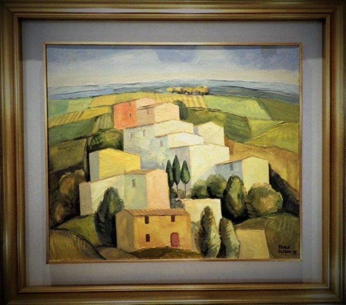 Caponi Paolo - Paesaggio