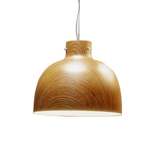 Lampada Kartell Bellissima Legno