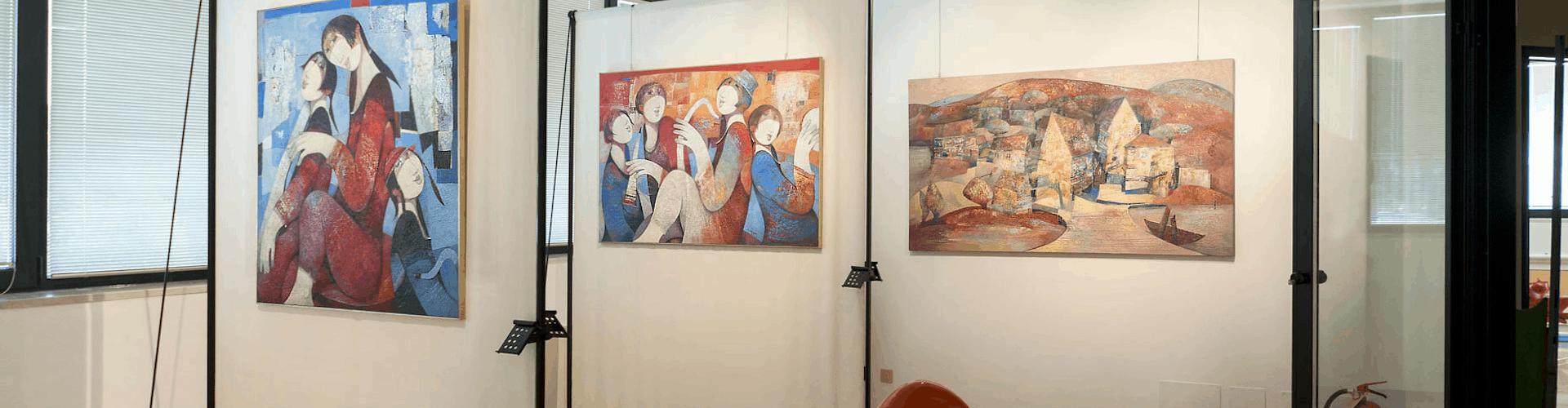 Galleria d'Arte - D'Amico Arreda