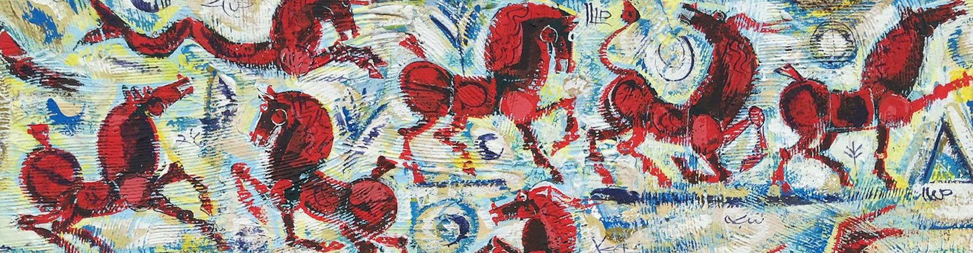 Mohamed Wandavi - Galleria d'Arte - D'Amico Arreda