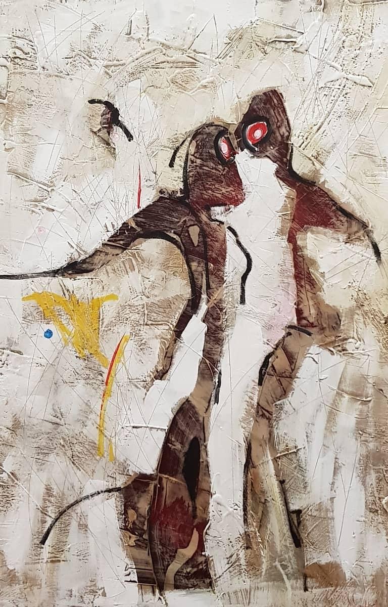 Monica Maffei pittrice - Galleria d'Arte - D'Amico Arreda