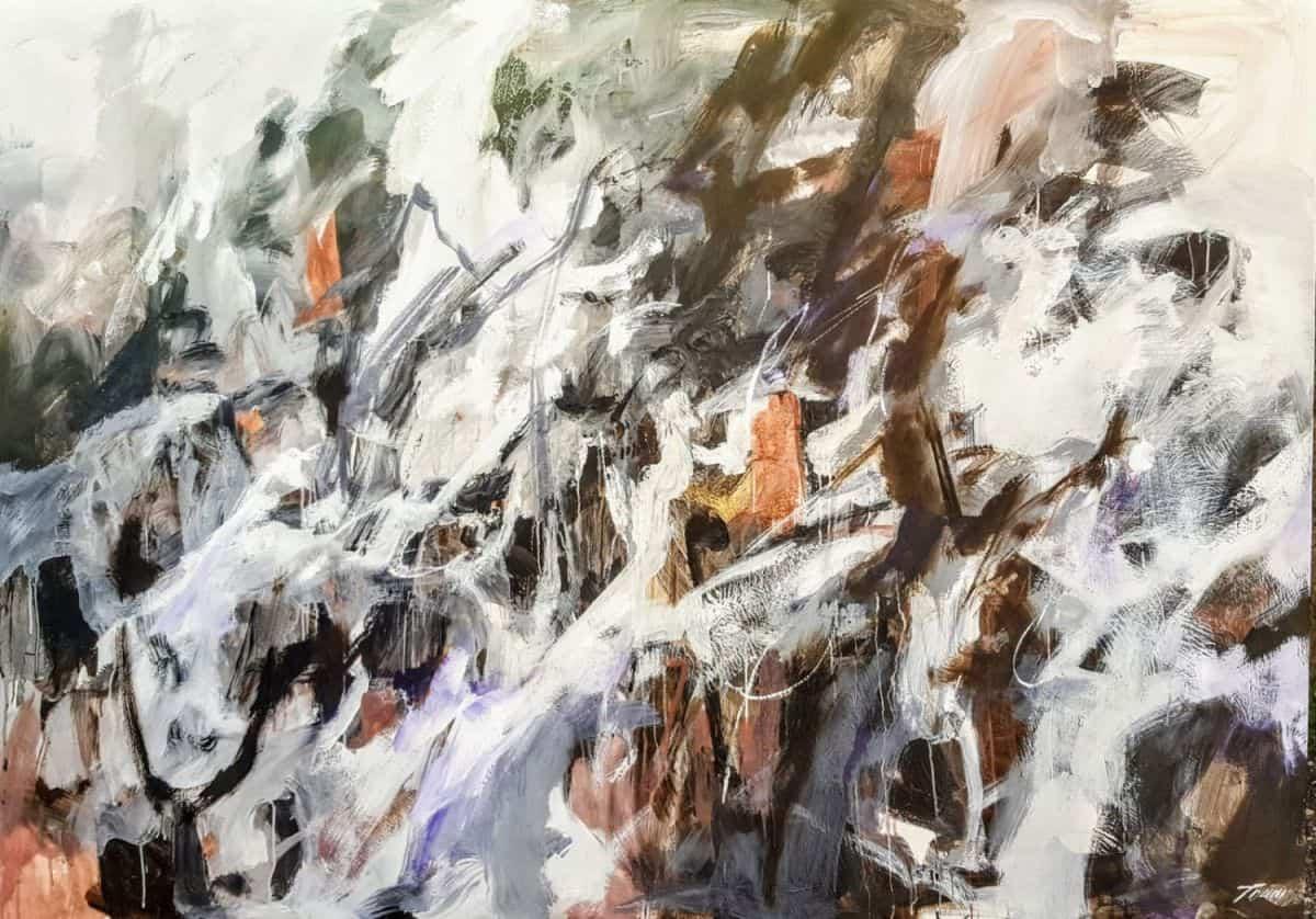Rodolfo Tonin pittore - Notte a Venezia - Galleria d'Arte - D'Amico Arreda