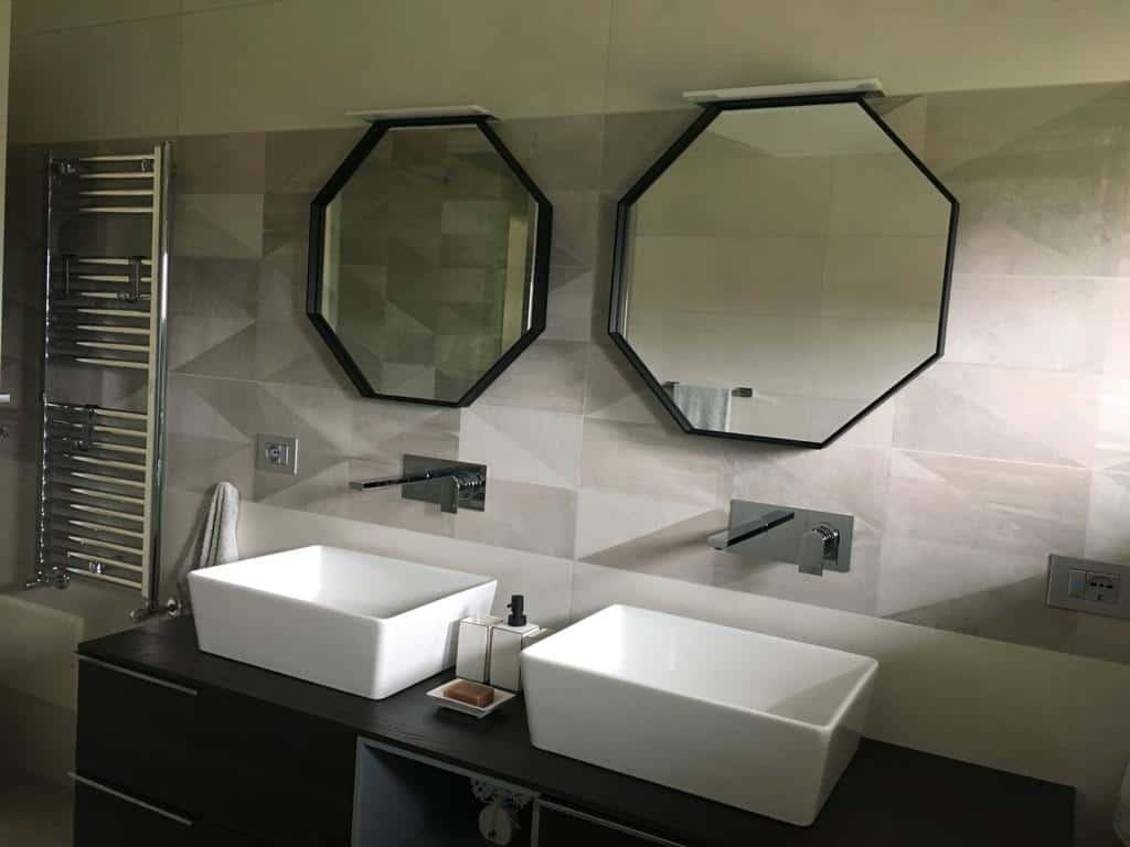 Casa di Alessia e Michele - Arredare bagno - Progetto D'Amico Arreda