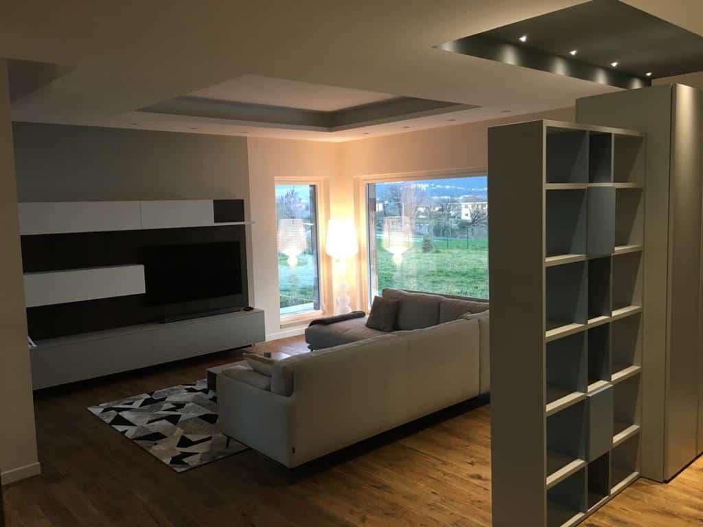 Casa di Alessia e Michele - Progetto residenziale D'Amico Arreda