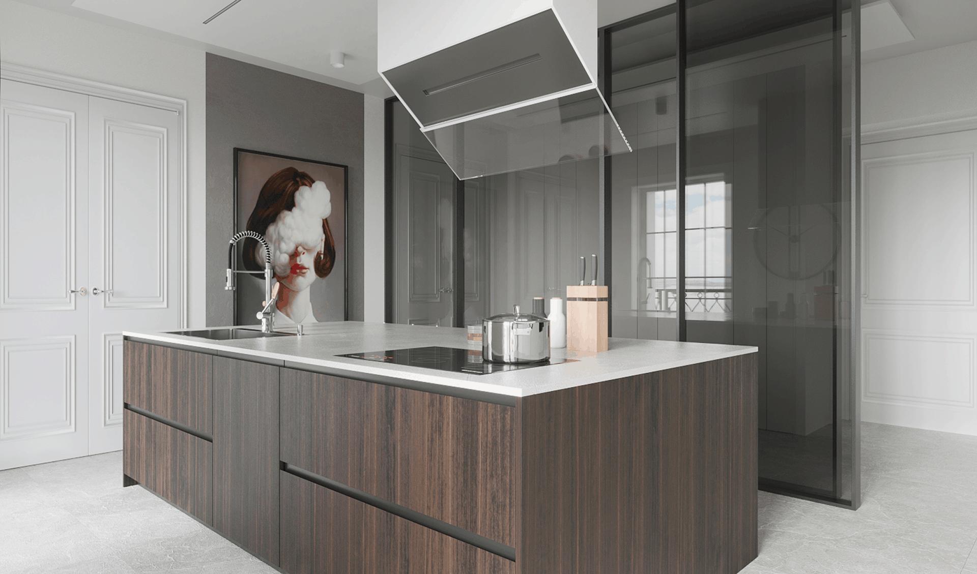 Progetto d'interni casa - Interior design Napoli - D'Amico Arreda