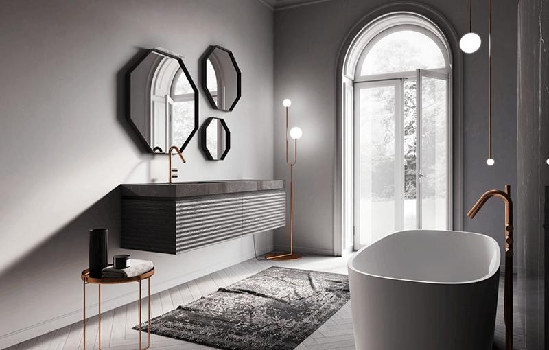 Arredo bagno moderno - D'Amico Arreda