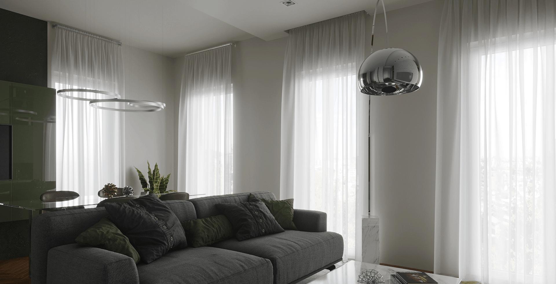 Progetto interior design architetto D'Amico Arreda