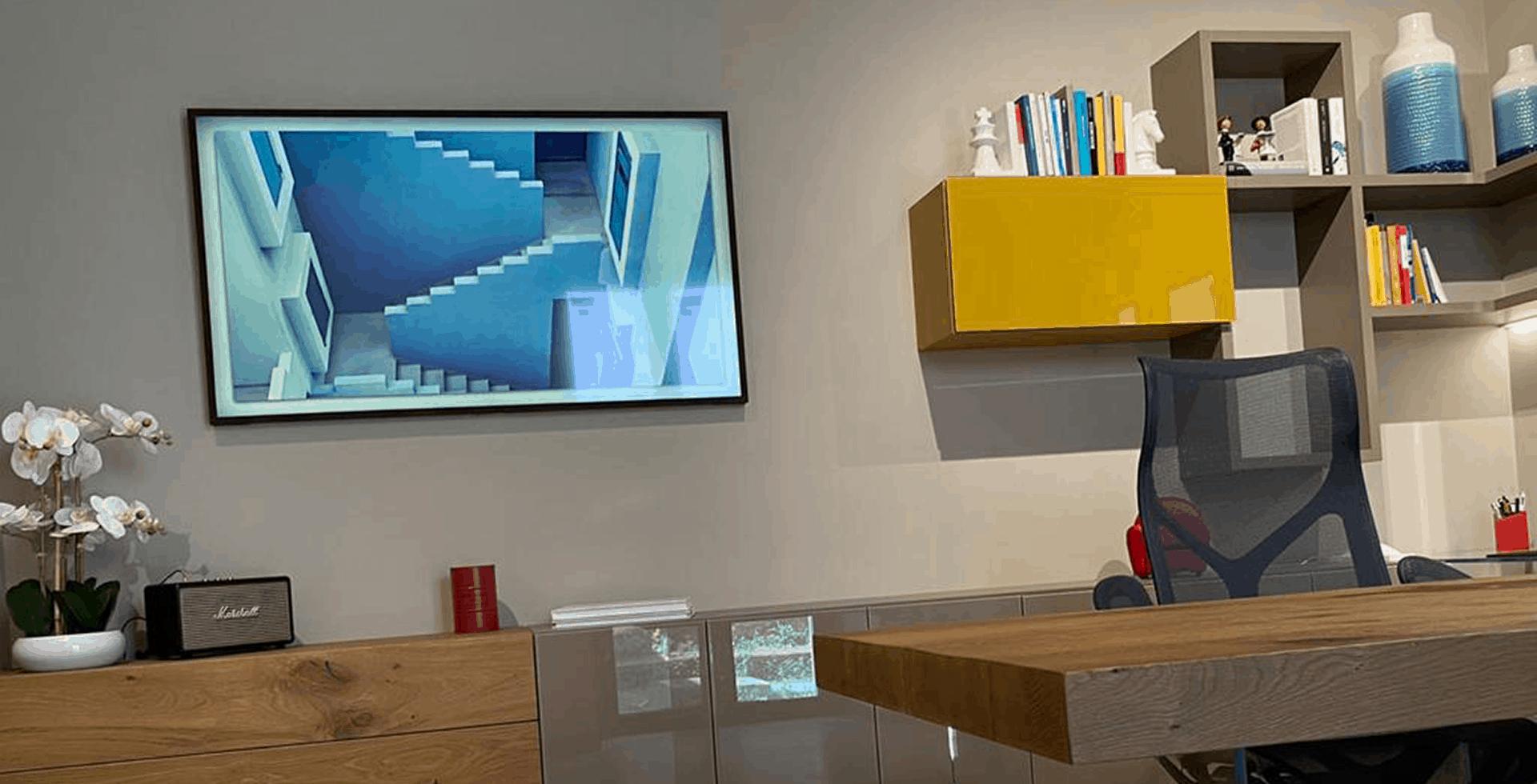 Arredamento ufficio completo - D'Amico Arreda