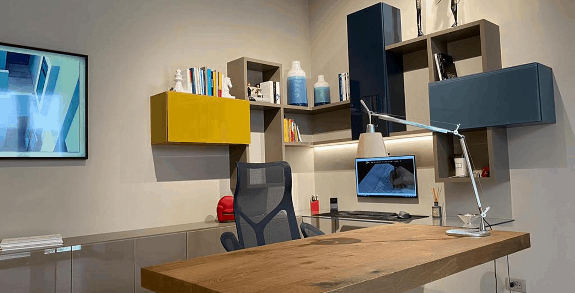 Arredamento ufficio design - D'Amico Arreda