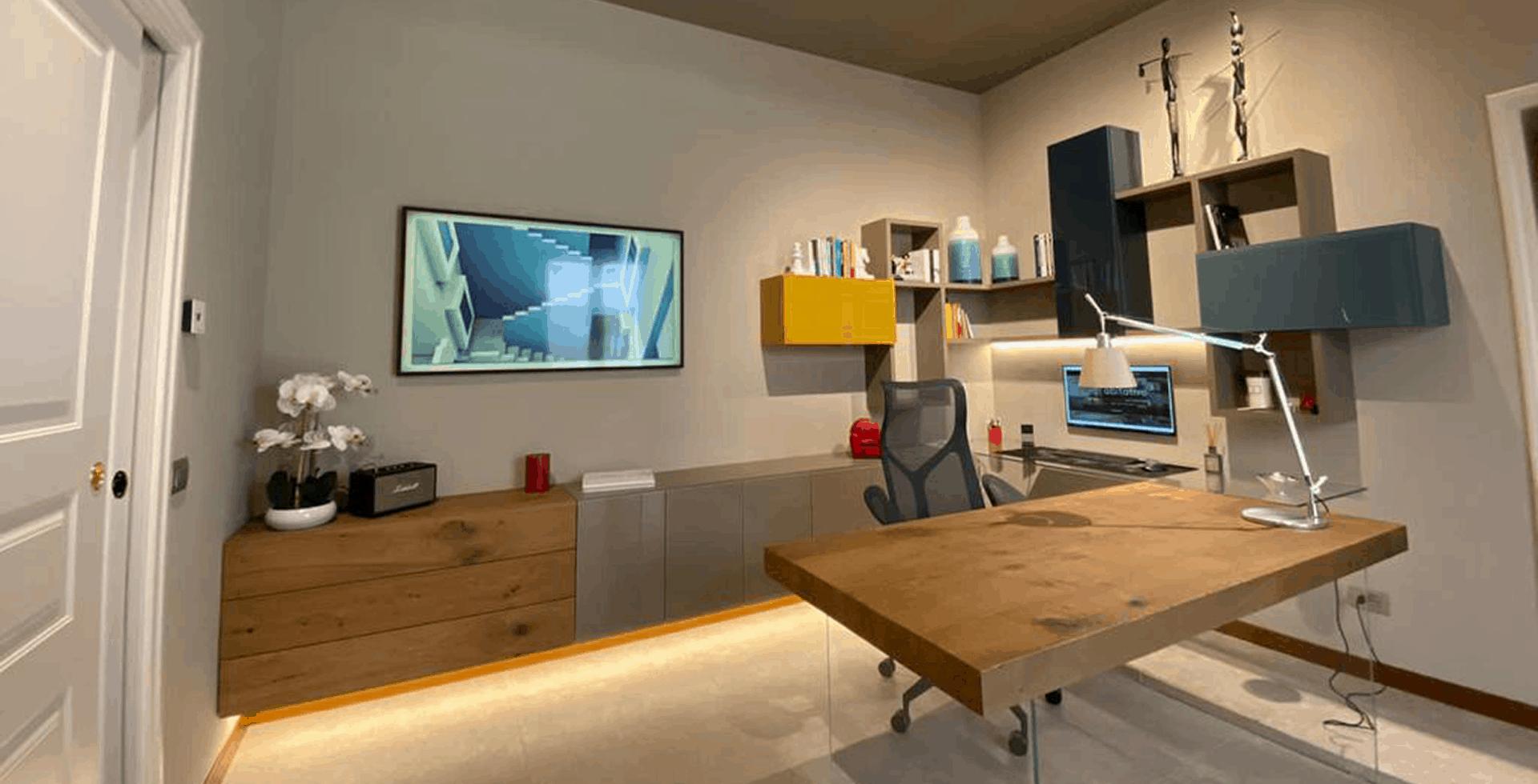 Arredo ufficio design moderno - D'Amico Arreda