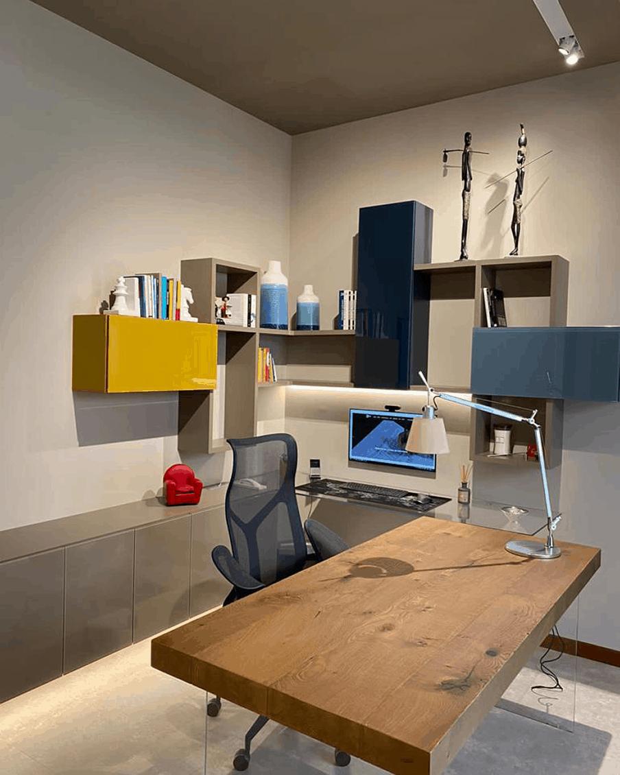 Mobili ufficio smart working - D'Amico Arreda