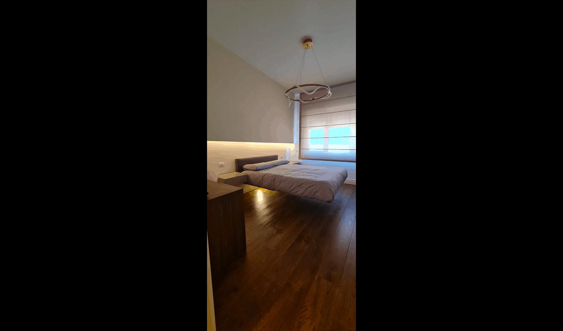 Camera da letto progetto - D'Amico Arreda
