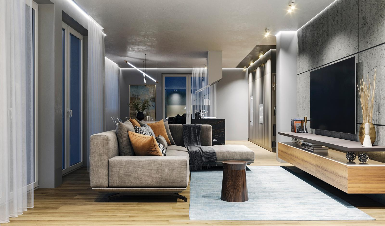 Design living D'Amico Arreda