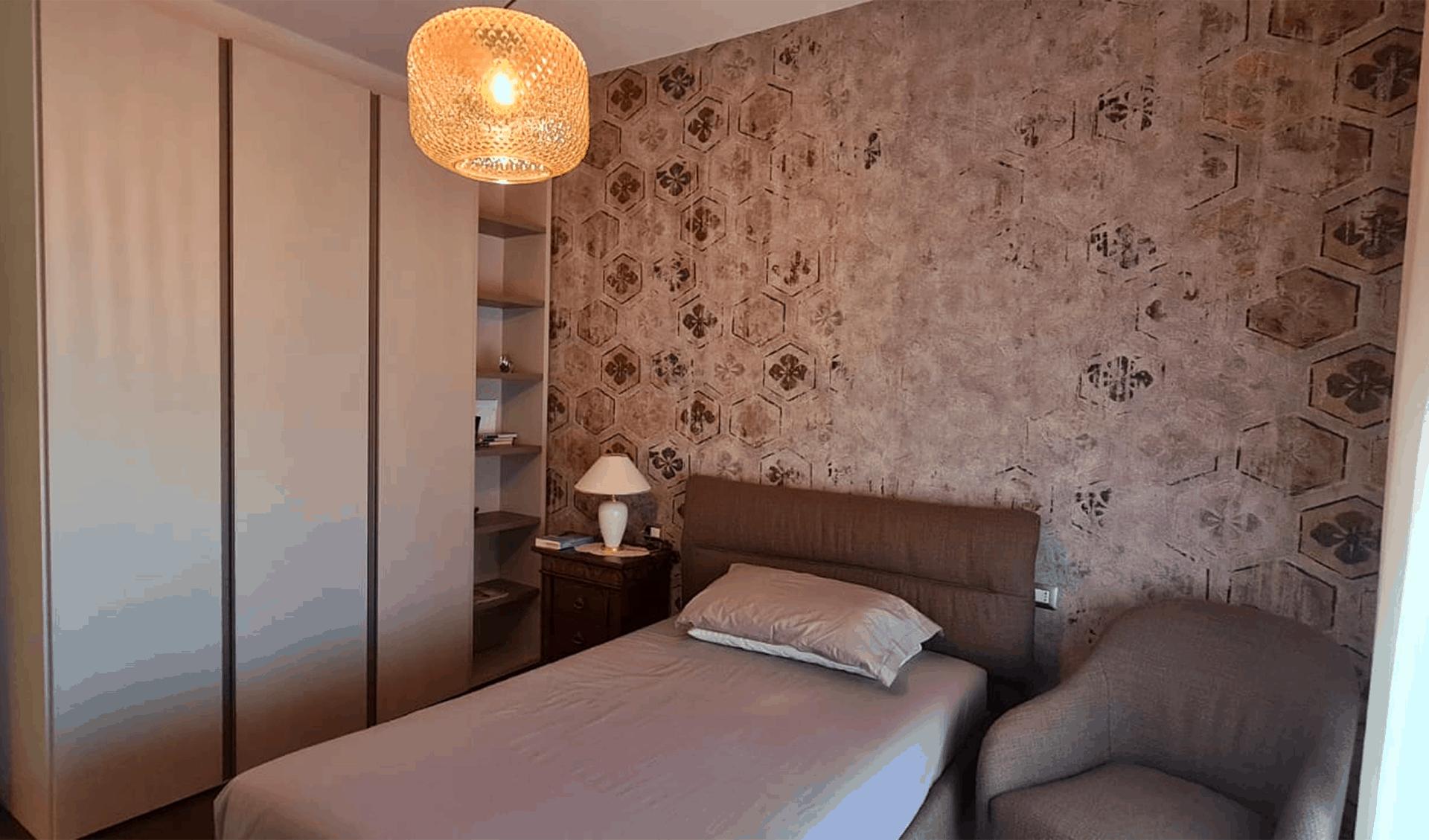 Progetto arredamento camera da letto - D'Amico Arreda