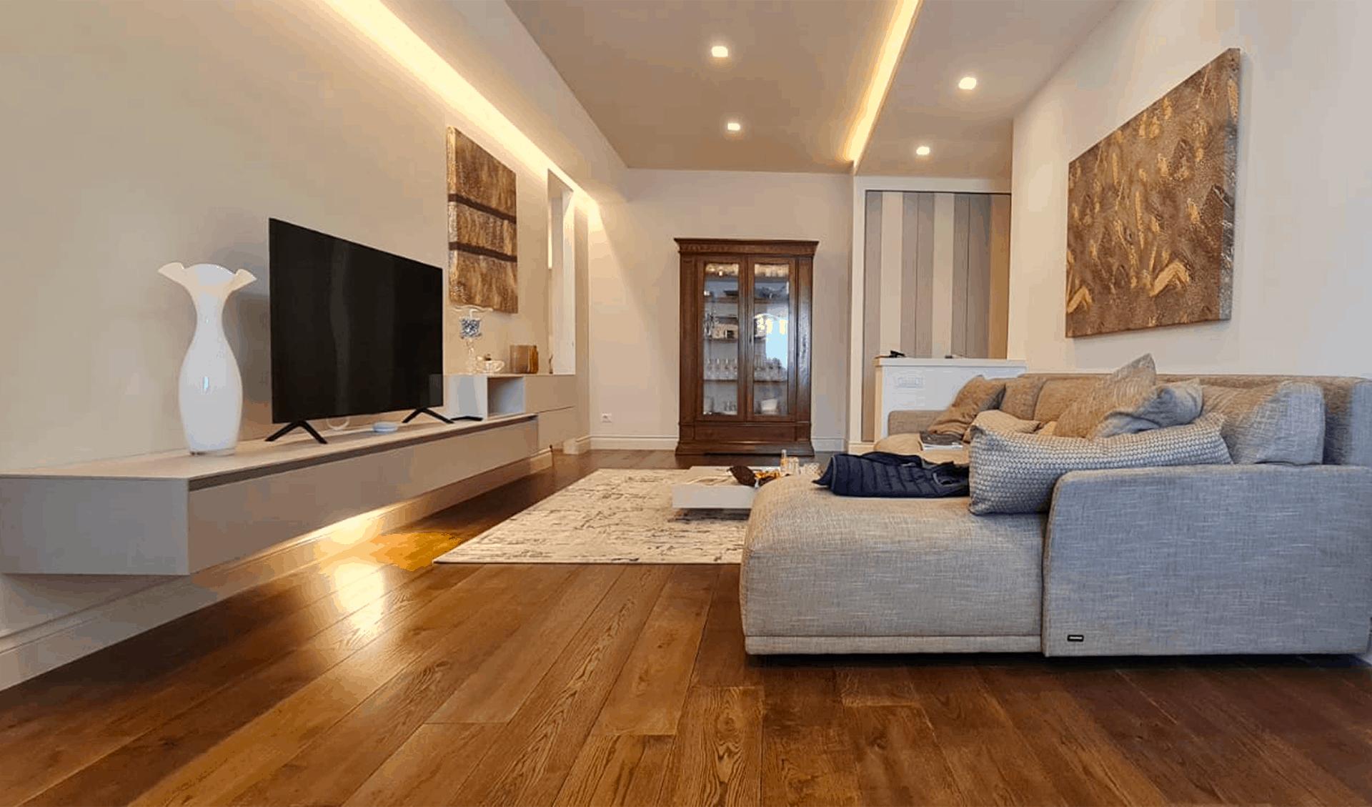 Progetto ristrutturazione casa - D'Amico Arreda